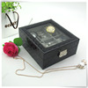 factory supply wholesale leather storage boxes to by