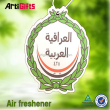 Wholesale absorbent car air freshener cotton paper