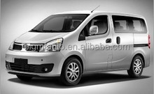 China New Products 2014 1500cc 5 Seats Mini Passenger Van