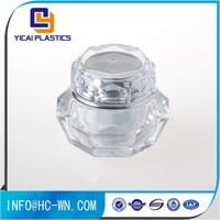 Cosmetic Packaging Empty The Snail Cream Acrylic Jar