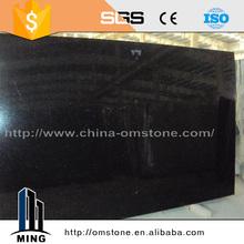 Cheap black granite floor tie bathroom tile countertop