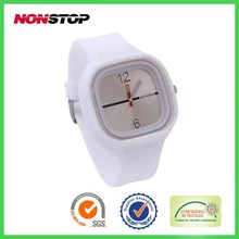 Chinese Promotional Product Silicone Rubber Wrist Watch