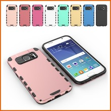 Latest factory heavy duty s6 phone case for samsung galaxy s6 cover