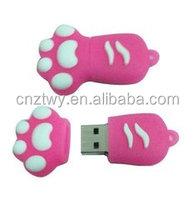 promotional gift usb flash drives 4gb ,Wholesale price cartoon usb flash drive, high quality usb flash drives