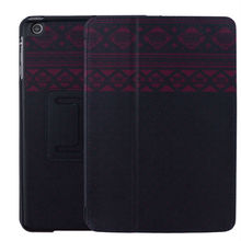 New hot selling products OEM unbreakable tablet cover for ipad air 2 leather case