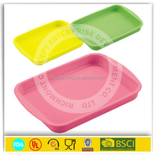 Jingle Bell shaped silicone cake mold for Christmas