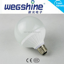 2015big led bulb light Christmas light projector 10w lamparas bulb lamp china, retro fit lighting