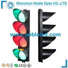 300mm four aspects led railway signal lamps