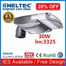 High lumen 30w led street light prices