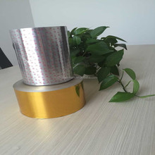 Quality printed aluminum lidding foil with PP/PS lacquer for yogurt cups
