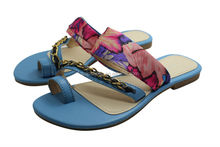 2015 latest fashion leather sandals chappals