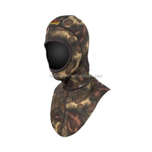 2mm camouflage neoprene hood surf hoods wetsuits hood