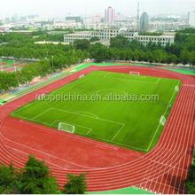 Chinese playground soccer ball grass/football grass