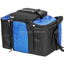 Insulated fitness cooler lunch bag