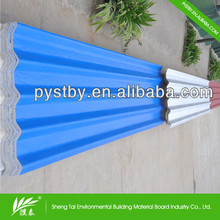 Long lifetime spanish fiberglass roof tile