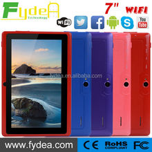 Popular 7 Inch Kids Tablet,Android 4.4.2 Free 3D Games Tablet PC For Kids