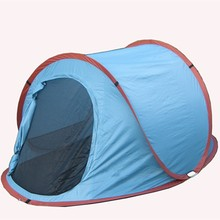 Custom 2 second pop up beach tent for 1-2 persons