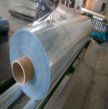 Normal Clear PVC Plastic Film For Garments Bag