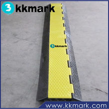 cable ramp supplier/100% rubber cable protector/trolley wheel stopper