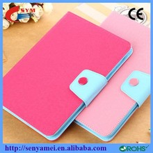 For ipad cover, For ipad air 2 case, Multi Color for ipad smart cover