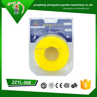monofilament grass nylon trimmer line for brush cutter of Round