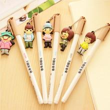 wj024 cartoon pen wholesale / gel pen wholesale / fashion pen wholesale