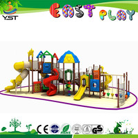 Europe standard CE certificate outdoor play area for kids