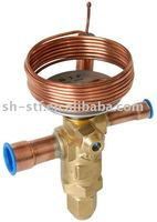 ac thermal expansion valve for R22 R134A R407C R507/404A WITH MOP FUNCTION(RT)