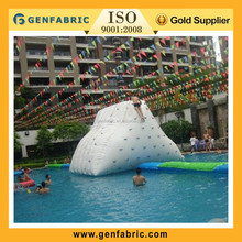 Giant inflatable water iceberg for adult,inflatable floating water park with iceberg