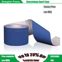 FDA APPROVED Kinesiology Tex Tape High Quality Elastic Printed Sport Adhesive Kinesiology Tape for Athletes .