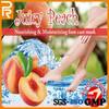Taiwan manufacturer anti dryness peach skin care foot mask