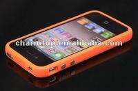 Brand New TPU Bumper Case for iPhone 4S
