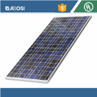 230W Solar Panel Photovoltaic with Solar Panel Container