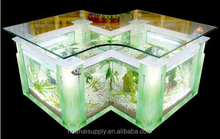 new model transparent high-quality acrylic fish tank