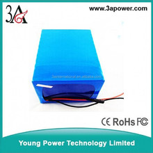 factory costomized 36v 30ah lifepo4 battery packs for electric bike