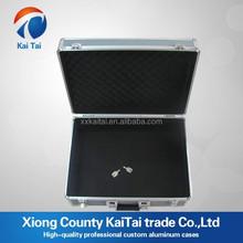portable aluminum empty tool box