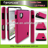 Hot selling plastic hard case cover for lg l9 p760