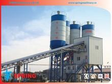 HZS50 SPRING concrete batching plant