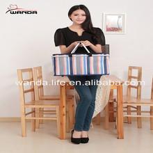 Classical type picnic basket/cooler bags