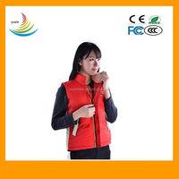 Kangerjian heating outdoor vest,heating biker vest