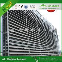Automatic Aluminum Movable Hollow Louver