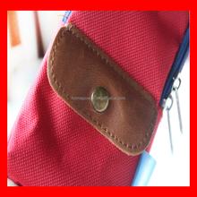New style nylon oxford pencil bag,just like school bag