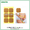 2014 high quality 100% Guarantee abdomen slimming patch with FDA BEST! BEST! BEST! magic slim patch manufacturers