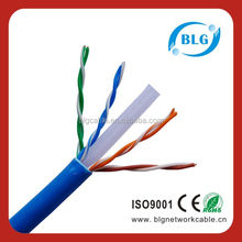 Hot Sales Computer Ethernet Cabos 4 Pair 23AWG UTP Cat 6 Cable