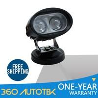 Super Bright 4D spot beam 20w led fog lamp 5'' 10-30V led work light bar for ATV Truck SUV