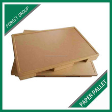 CHINA MADE WHOLESALE CORRUGATED PAPER PALLET FOR FURNITURE PACKAGING