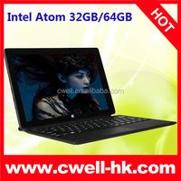 Winpad BT101 Window 8.1 gaming pc 10.1 inch IPS Screen 2GB RAM/32GB ROM WIFI Bluetooth Double Camera with Keyboard, pc tablet