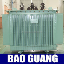S9/S11-M 3 phase step down/step up power distribution transformer