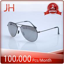 High Quality Aviator Sunglasses Worldwide Metal Sunglasses Top Sales Men Sunglasses