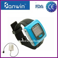 Medicare product digital Wrist pulse oximeter with bluetooth wireless + CE&FDA approved